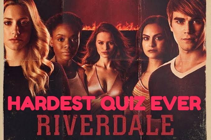70baf27437ab You can t even score 60% in this Riverdale Quiz!