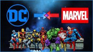 Marvel, DC