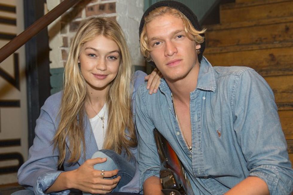 Gigi Hadid, Cody Simpson